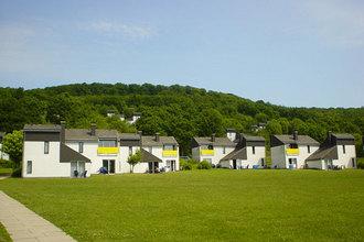 Hambachtal Oberhambach Rhineland Palatinate Saarland Germany