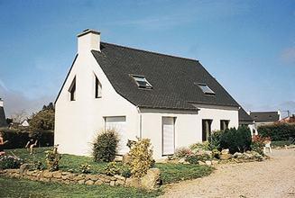 Kerbabu Plougasnou Brittany France