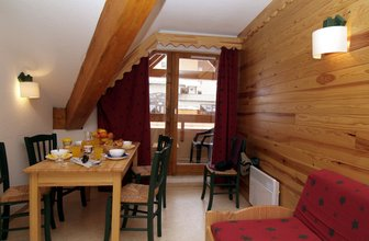 Holiday apartment L'Ecrin des Neiges (256183), Valmeinier, Savoy, Rhône-Alps, France, picture 3