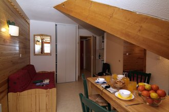 Holiday apartment L'Ecrin des Neiges (256183), Valmeinier, Savoy, Rhône-Alps, France, picture 4