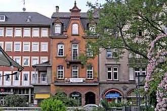 Porta Nigra Platz nr. 3/3 Trier Mosel Germany