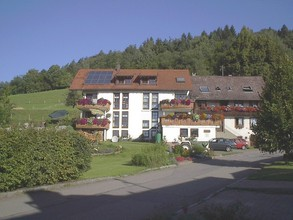 Schwarzwaldidylle Zell Im Wiesental-gresgen Black Forest Germany