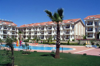 Side Hill - Evleri Manavgat Side Mediterrean Coast Turkey