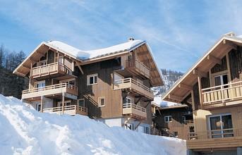 Les Chalets Puy St. Vincent Puy-Saint-Vincent Southern Alps France
