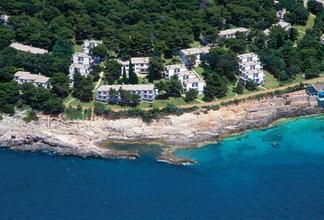 Verudela Beach  Istria Croatia