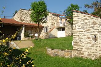 La Chambrine Saint-beauzire Auvergne France