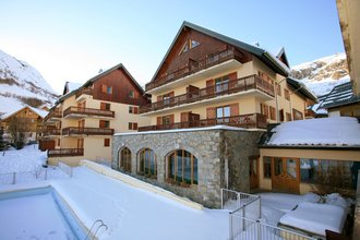 Residence Les Sybelles Les Sybelles Northern Alps France