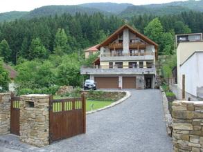 Podbreziny Ruzomberok Tatra Mountains Slovakia