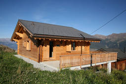 Chalet Talbot Les Oursons