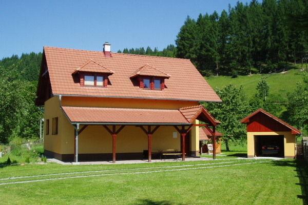 Villa Slovakia Horny Vadicov Mountains Slovakia