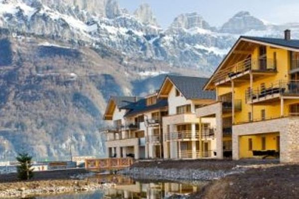 Resort Walensee Quarten Eastern Switzerland Switzerland