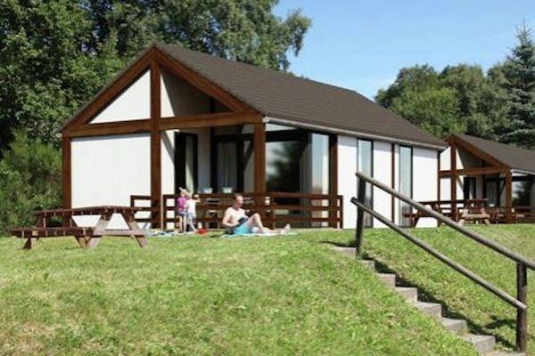 Eifelpark Kronenburger See Dahlem Eifel Germany