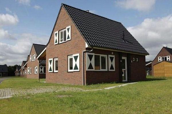 Villapark Panjevaart Halderberge Hoeven North Brabant Netherlands