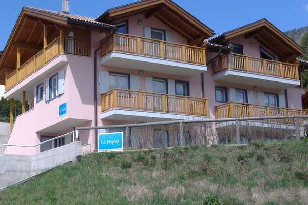 Vakantie accommodatie Cavalese Dolomieten,Trentino-Zuid-Tirol,Noord-Italië 4 personen