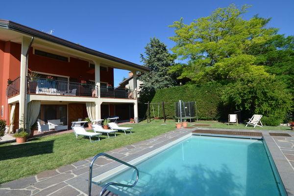Vakantie accommodatie Montescudo Emilia-Romagna 8 personen