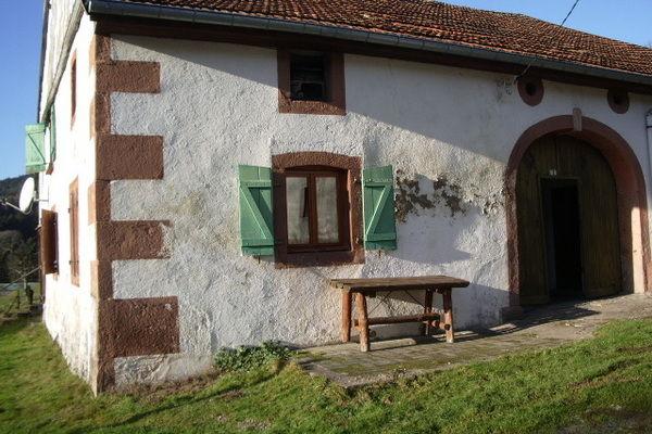 Genevieve 1 Vagney Alsace Vosges Lorraine France
