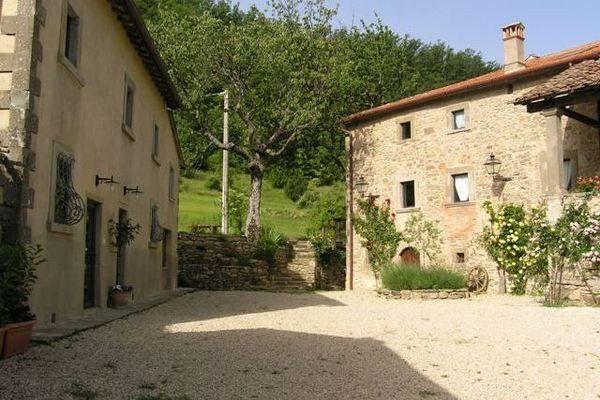 San Godenzo Sagrestia 1 San Godenzo Tuscany Elba Italy