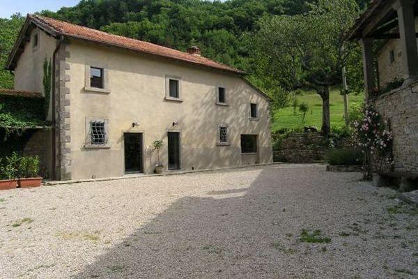 San Godenzo Sagrestia 2 San Godenzo Tuscany Elba Italy