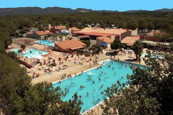 Oasis Village Puget-sur-Argens Provence Cote d Azur France
