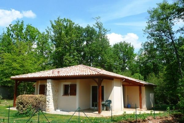 Domaine de Gavaudun - Villa Quercy Gavaudun Dordogne France