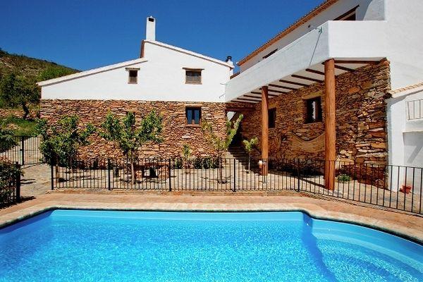La Albaida Laroya Andalusia Inland Spain
