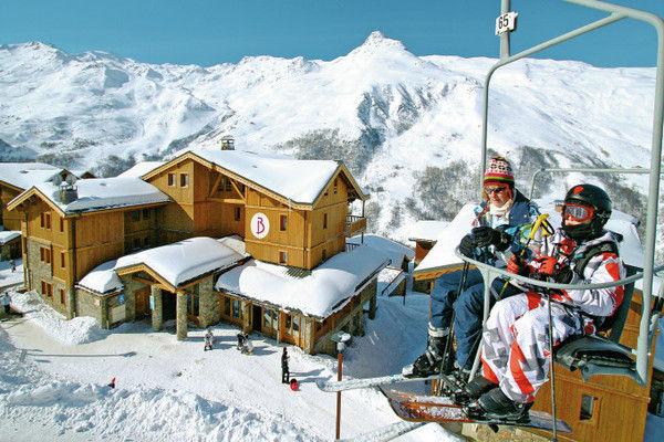La Hameau des Airelles Saint-Martin-de-Belleville Northern Alps France