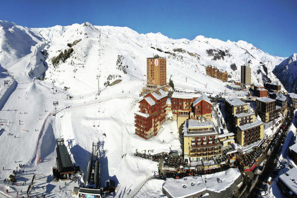 Le Roc Blanc Orcieres 1850 Southern Alps France