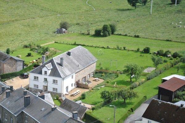 Grand gite du Rancourt Sainte-Ode Luxembourg Belgium