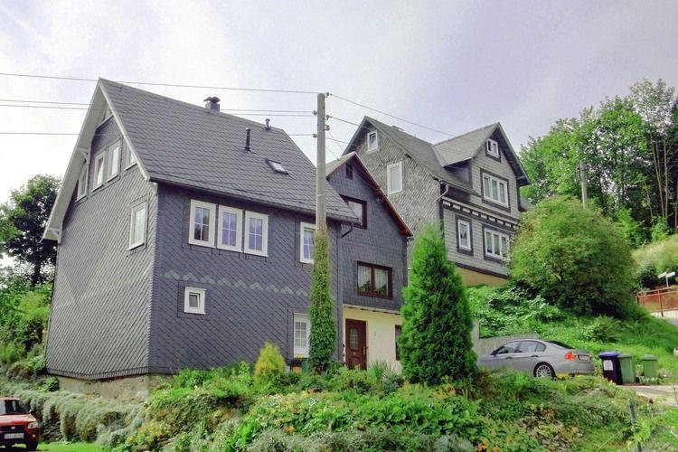 Landhaus Fernblick Deesbach Thuringia Germany