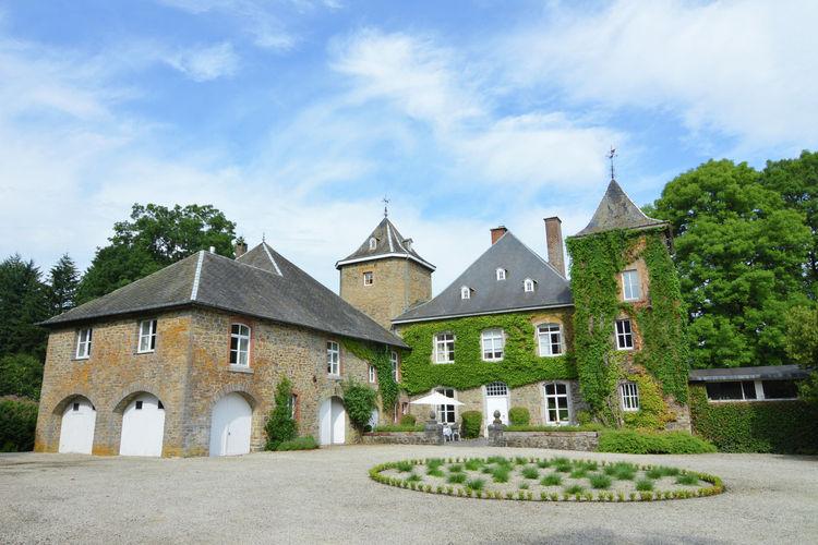 Nuts Castle Bastogne Luxembourg Belgium