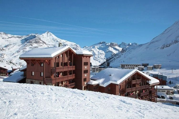 Residence Village Montana Tignes Northern Alps France