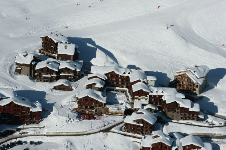Residence Village Montana Airelles Tignes Northern Alps France