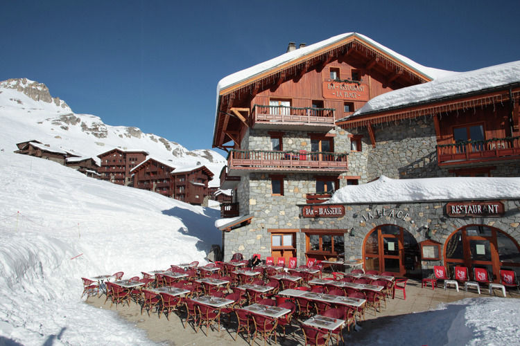 Residence Village Montana Planton Tignes Northern Alps France