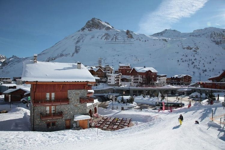 Residence Village Montana Planton Tignes Northern Alps France