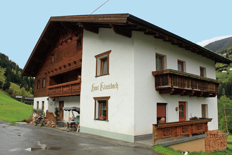 Klausbach Kappl im Paznauntal Tyrol Austria