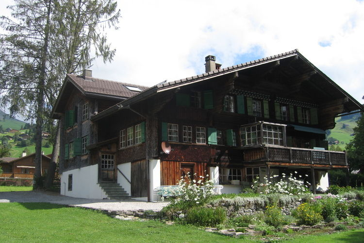 Chalet Vallonette Chateau-d'Oex Fribourg-Vaud Switzerland