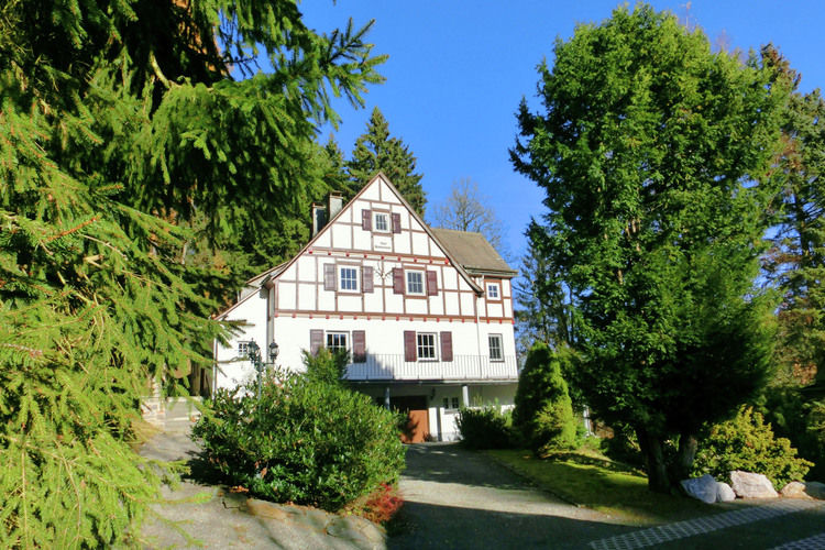 Haus Waidmannsruh Brilon Sauerland Germany