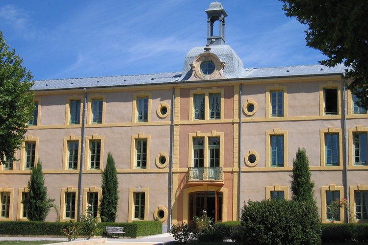 Au chateau pres du Ventoux III Montbrun-les-Bains Drome France