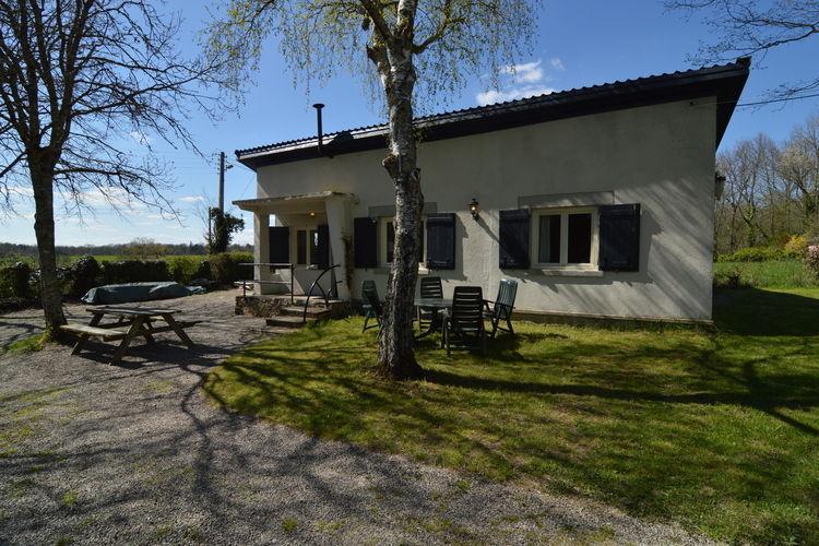 Maison Annelore Saint-Honore-les-Bains Burgundy France