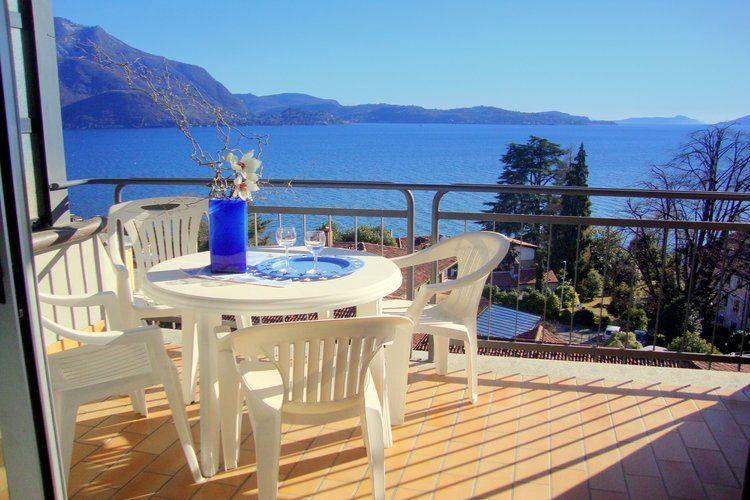 Ghiffa Vista Lago Lago Lakes of Italy Italy