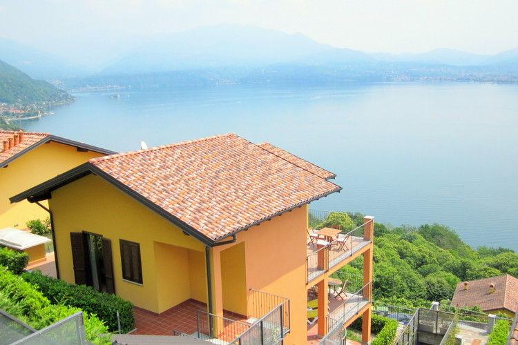 Girasole Oggebbio Lake Maggiore Italy