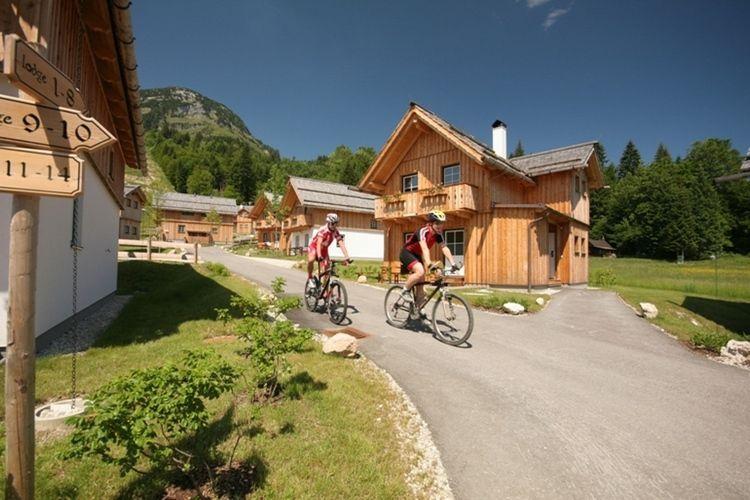 Lodge de Luxe Steirisches Salzkammergut Styria Austria