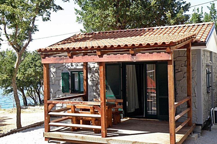 Vakantiepark Glavotok  Islands Croatia