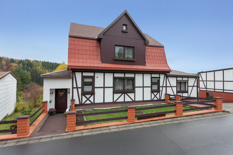 Ferienwohnung Thuringer Wald St Englmar Thuringia Germany
