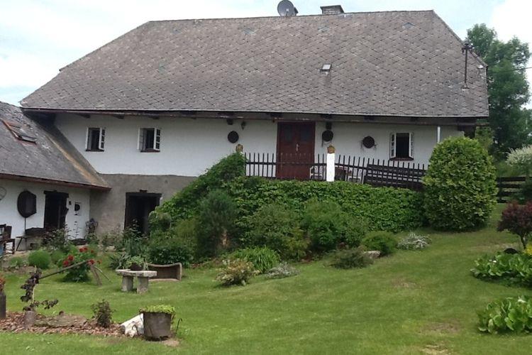 Haus Hevler Stražov Western Bohemia Czech Republic