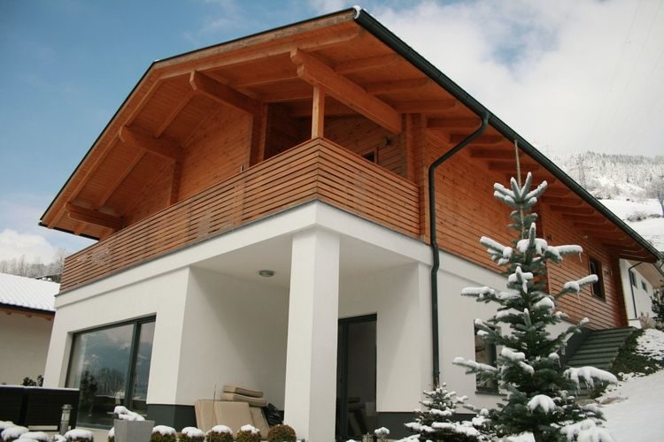 Chalet Thumersbach - Zell am See - Exterior - Winter
