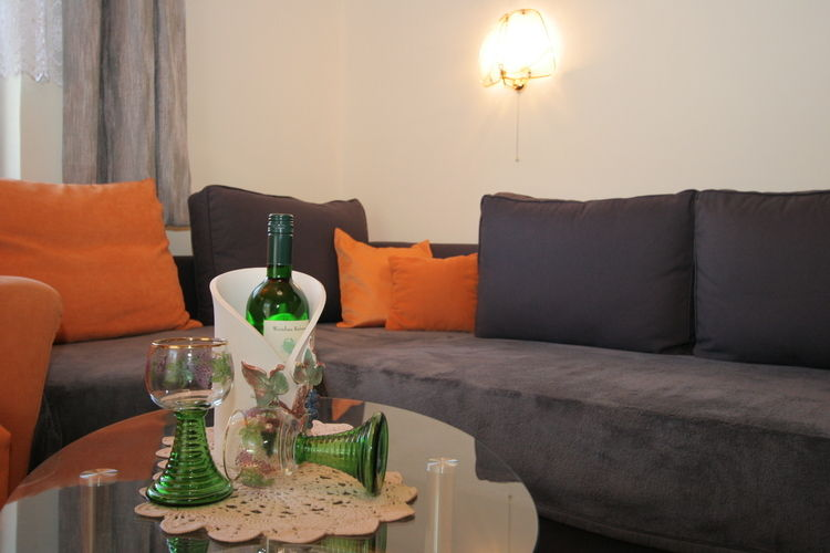 Bernadette 1 - Apartment - Eberndorf - Lounge