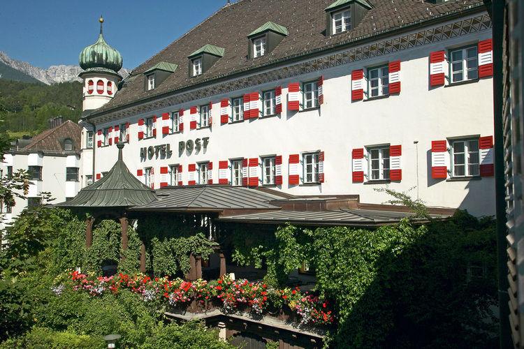 Post Imst-Gurgltal Tyrol Austria