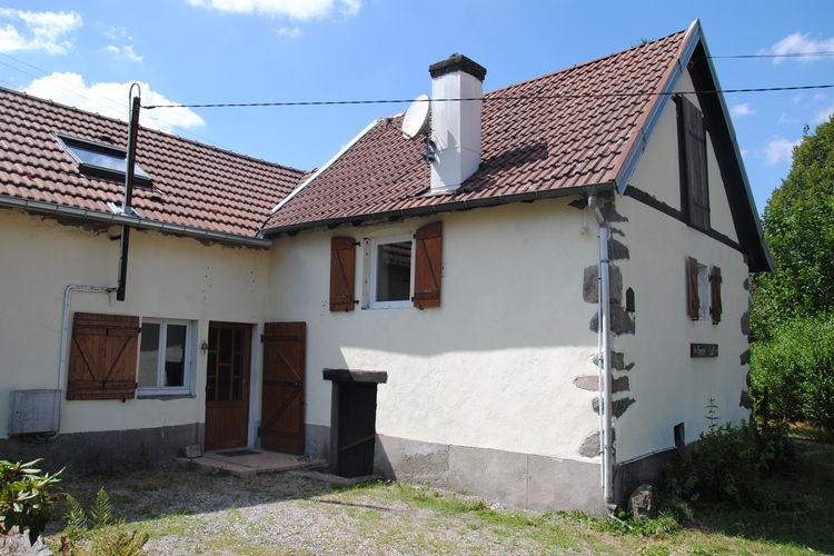 Ferme La Bresse Alsace Vosges Lorraine France