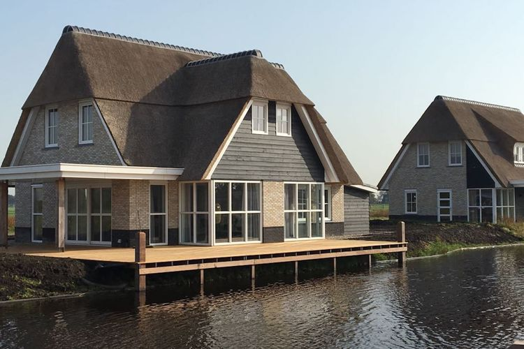 Watervilla s Friese Meren 3   Netherlands